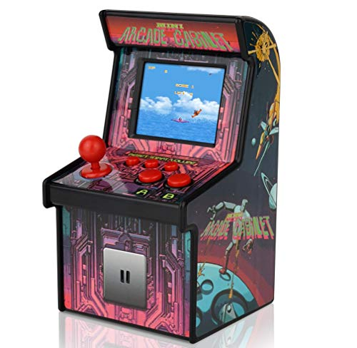 Mini Arcade Game Retro Machines for Kids with 200 Classic...