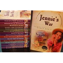 Sisters in Time 16 Book Series Set (Sarah's New World to Jennie's War)