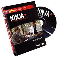 Ninja + Volume 3 (DVD, SPANISH and English) by Matthew Garrett - DVD