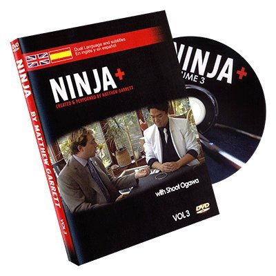 Amazon.com: Ninja + volumen 3 (DVD, Español e Inglés) by ...