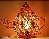 Homesake Copper Kettle Table Lamp