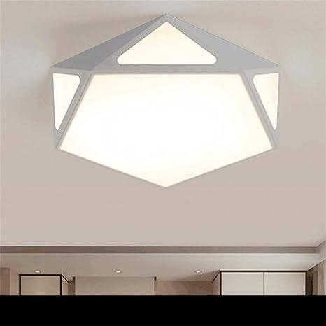 LNLW Geométrica de techo en forma de luz Mesa Lámparas Cerrar isla ...