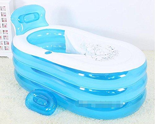 NabothT Bañera hinchable home-style gruesa de baño bañera de ...
