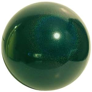 Very Cool Stuff GSD10 Mirror Ball 10-Inch Green Stardust Stainless Steel Gazing Globe