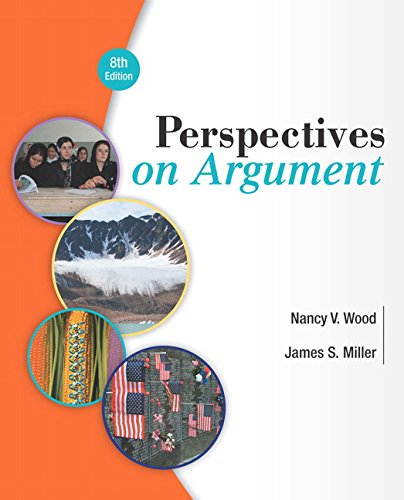 Hobo Bronze - Perspectives on Argument (8th Edition)