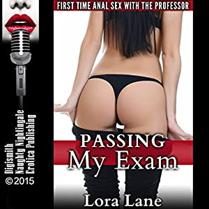 Passing My Exam Audiobook