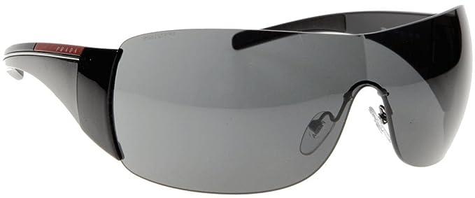 Prada Sport PS02LS Gloss Negro/Gris - Gafas de sol (PS02LS ...