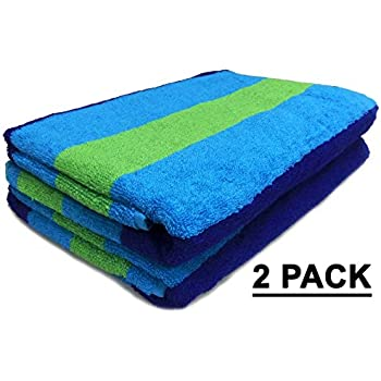 beach towel. Cotton Craft Jacquard Double Woven Velour Beach Towel  39 x 68 Inch Cabana Amazon com Plush by Laguna Textile Co