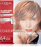L'Oreal Paris Couleur Experte Color + Highlights in a Flash, Light Golden Copper Brown