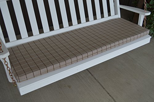 A & L Furniture Sundown Agora 6' Cushion For Bench Or Por...