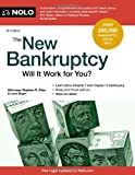 The New Bankruptcy, Attorney Stephen Elias and Leon Bayer, 1413319041