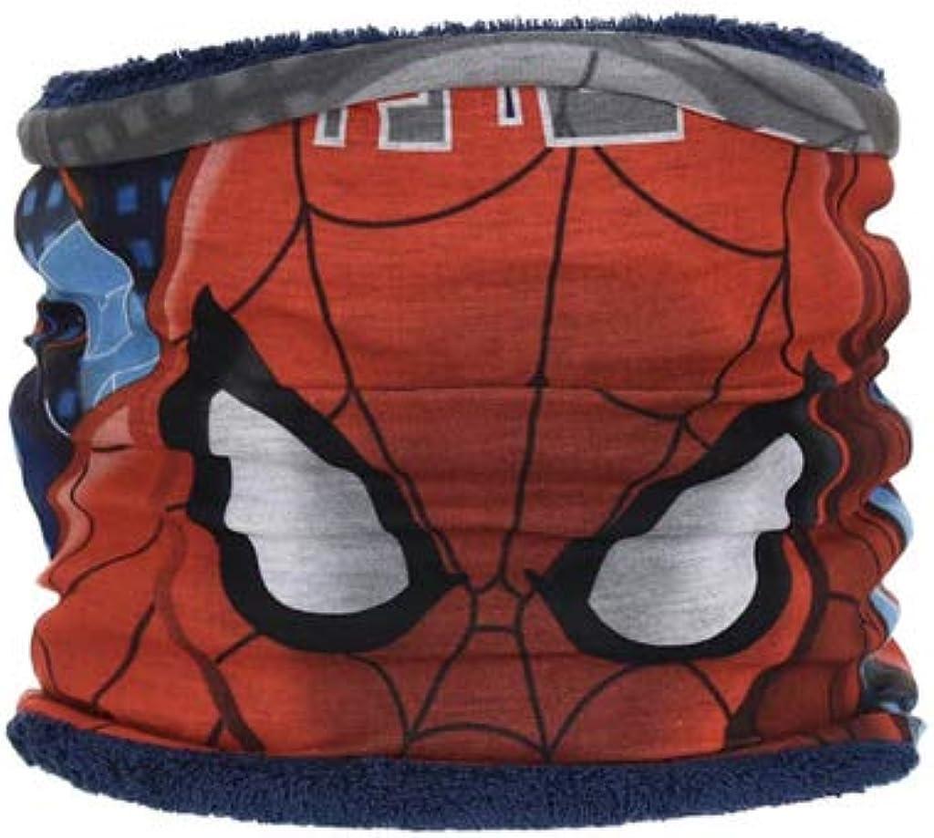 Marvel - Set de bufanda, gorro y guantes - para niño azul Talla ...