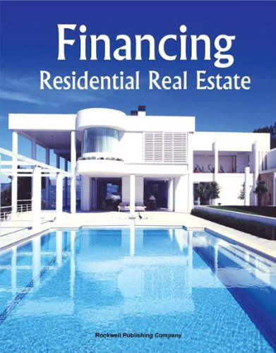 Financing Residential Real Estate