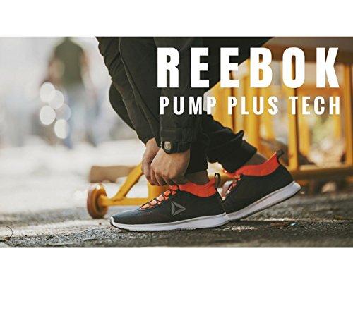Reebok Herren Plus Laufschuhe Tech Pump Mehrfarbig rrwdqz