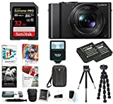 Panasonic LUMIX 4K Digital Camera with Digital Slave Flash & Corel Suite Bundle Review