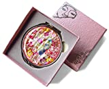 MADDesign Mother of Pearl Pink Compact Folding
