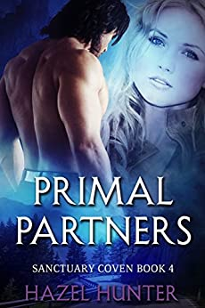 Primal Partners (Book 4 of Sanctuary Coven): A Serial MMF Shifter Romance by [Hunter, Hazel]