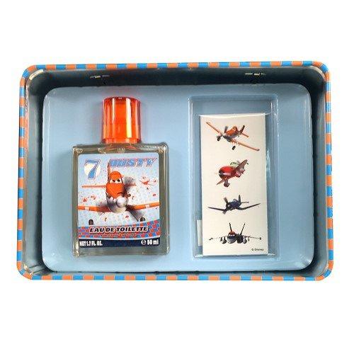 DISNEY PLANES - 2 Piece Gift Set - 1.7 oz EDT SPRAY NEW in Box for Children