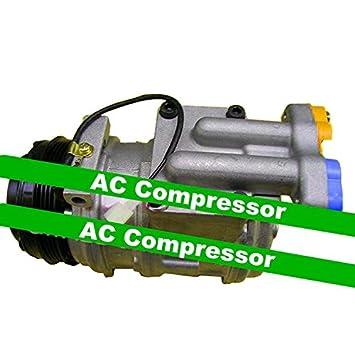 GOWE AC Compresor para 10 Pa17 C AC Compresor (Kompressor) para coche Fiat Iveco Stralis Trakker/Astra 99488569 500341617 500391499 6028 K072 447170 - 5430: ...