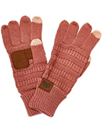 Gloves Women Men Touchscreen Gloves Texting Warm Winter...