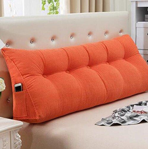 Favorit YOTA HOME Bedside Rückenlehne Kissen, Dreieckkissen, Bett Großes SW56