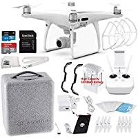 DJI Phantom 4 PRO Quadcopter Starters Bundle