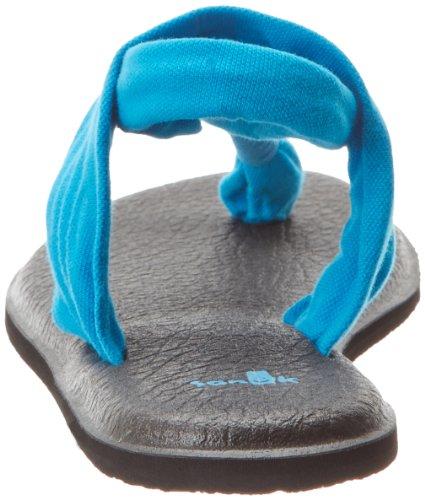 Océan Sanuk Bleu femme Sling Sandales 2 Yoga R6xwYq6F