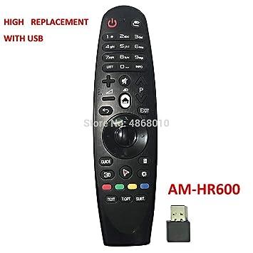 Amazon.com: Calvas AM-HR600/650 AM-HR600 - Mando a distancia ...
