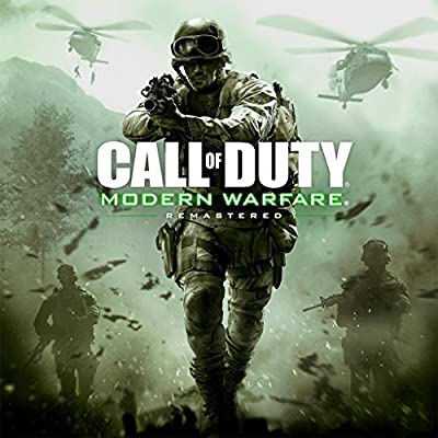 Call of Duty: Modern Warfare Remastered - PS4 [Digital Code]