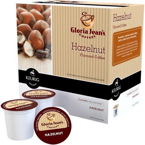 Keurig 00526 Keurig Coffee K Cup Pack 18ct Hazelnut Coff K Cup - Central Coffs