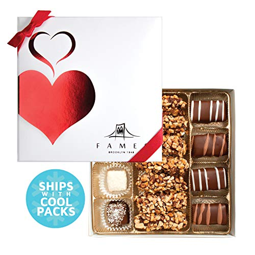 Happy Birthday Chocolate Gift Box - Gourmet Birthday Chocolates That Everyone Loves - Kosher, (birthday gift box)