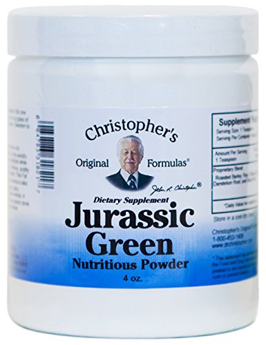Jurassic Green Dr. Christopher 4 oz Powder