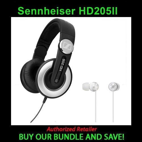 Sennheiser HD205II Headphones Sony MDR