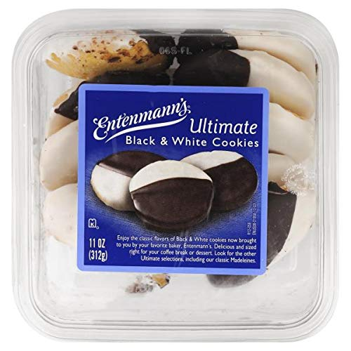 Entenmann's Ultimate Cookies Black & White 11 oz - Pack of 1 -