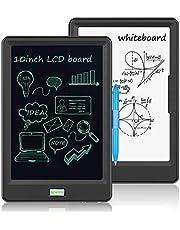 NEWYES 10 Pulgadas Tableta de Escritura LCD - Tablero de Dibujo Llave de Bloqueo Gráfico Electrónico para la Niños Oficina de la Escuela en el Hogar