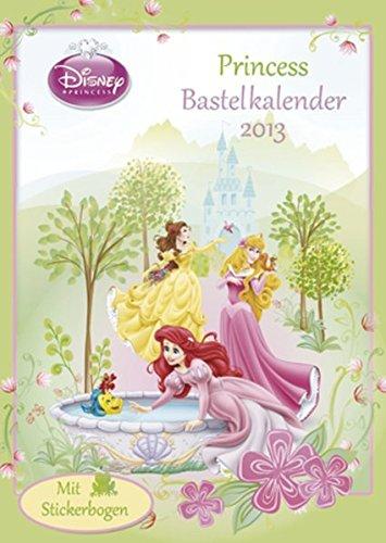 Disney Princess Bastelkalender 2013