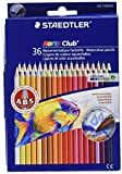 (US) Staedtler Watercolor Pencils, Box of 36 Colors (14410ND36)