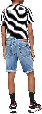 Calvin Klein Slim Short Pantalones Cortos para Hombre