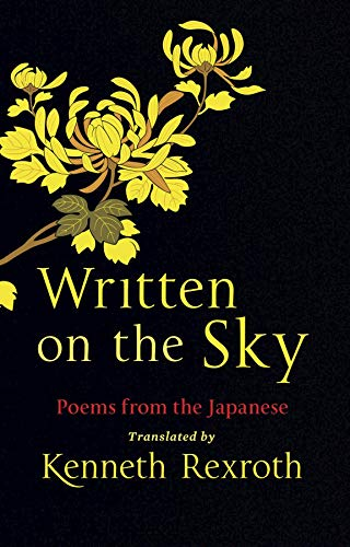 Written on the Sky: Poems from the Japanese (New Directions Paperbook)