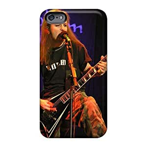 Iphone 6 XQE6302fwGf Customized Trendy Children Of Bodom Band Skin Perfect Cell-phone Hard Covers -MarieFrancePitre