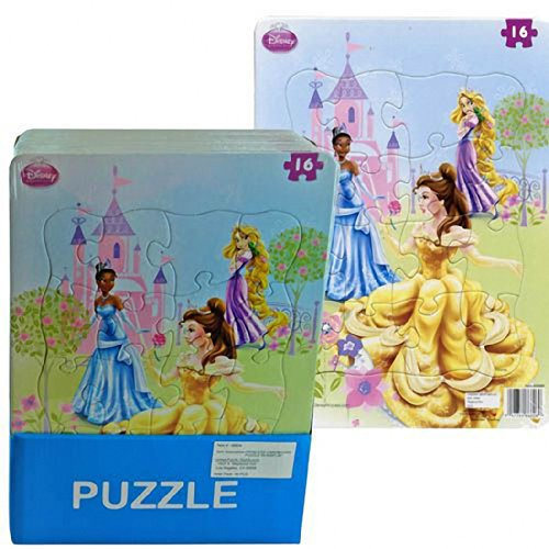 Disney Princess 16 Piece Jigsaw Puzzle (2)