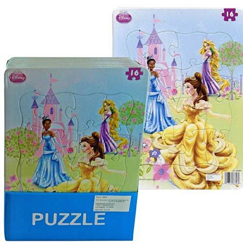 Disney Princess 16 Piece Jigsaw Puzzle ()