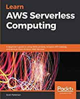 Learn AWS Serverless Computing Front Cover