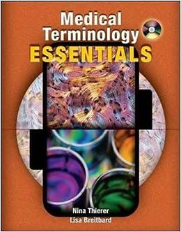 Elitetorrent Descargar Medical Terminology Essentials: W/student & Audio Cd's And Flashcards Falco Epub