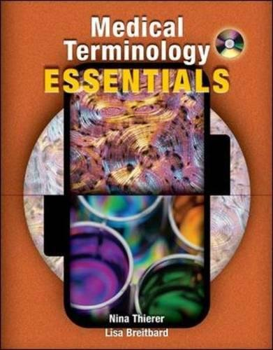 Medical Terminology Essentials: w/Student & Audio CD's and Flashcards by McGraw-Hill Education