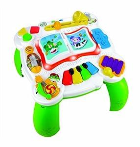 Leapfrog learn groove musical table toys