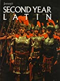 img - for Jenney's Second Year Latin book / textbook / text book