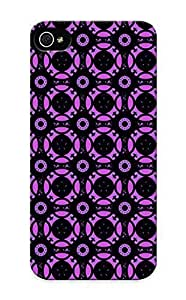New Fashionable Trinalgrate AGaEEfo1177yPCeF Cover Case Specially Made Case For Ipod Touch 4 Cover (purplepattern )