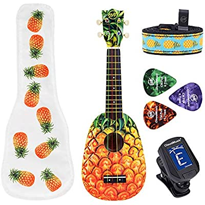 cloudmusic-ukulele-soprano-pineapple