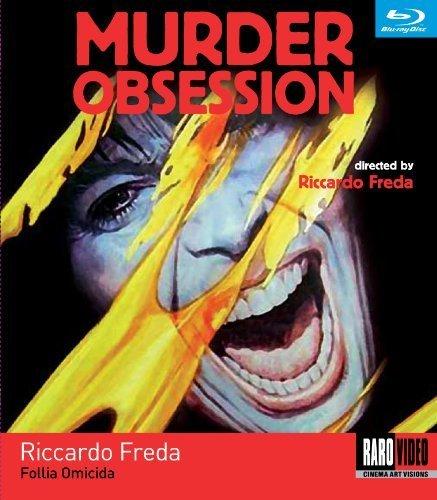 Murder Obsession (Follia Omicida) [Blu-ray] by Raro Video